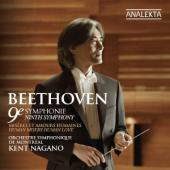 Album artwork for Beethoven: Symphony No. 9 / Nagano