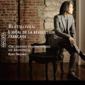 Album artwork for Beethoven: Ideals of the French Revolution/ Nagano