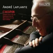 Album artwork for Chopin: Piano Sonata 2, Fantaisie, etc. (Laplante)
