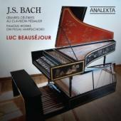 Album artwork for Bach: Famous Works for Pedal Harpsichord