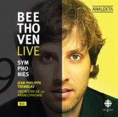 Album artwork for Beethoven: The Symphonies (Tremblay)