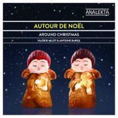 Album artwork for Valerie Milot, Antoine Bareil: Around Christmas