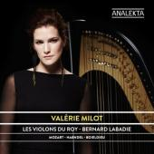 Album artwork for Valerie Milot: Handel / Boieldieu / Mozart