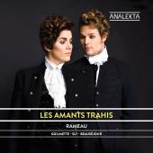 Album artwork for Rameau: 4 French Cantata, Les Amants Trahis