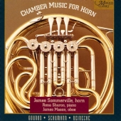 Album artwork for CHAMBER MUSIC FOR HORN