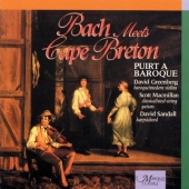 Album artwork for Puirt a Baroque: Bach Meets Cape Breton