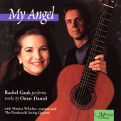 Album artwork for RACHEL GAUK - MY ANGEL