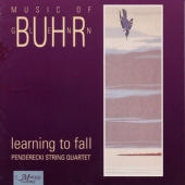 Album artwork for LEARNING TO FALL: BUHR