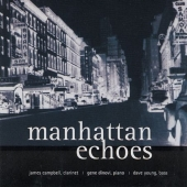 Album artwork for James Campbell: Manhattan Echoes