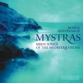Album artwork for MYSTRAS - SIREN SONGS OF THE MEDITERRANEAN
