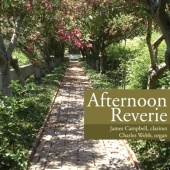Album artwork for AFTERNOON REVERIE