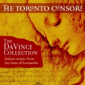 Album artwork for Toronto Consort: The Da Vinci Collection