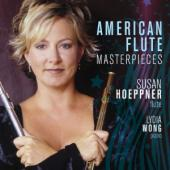 Album artwork for Susan Hoeppner: American Flute Masterpieces