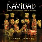 Album artwork for Toronto Consort: Navidad