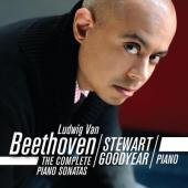 Album artwork for Beethoven: Complete Piano Sonatas / Goodyear
