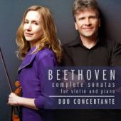 Album artwork for Beethoven: Complete Sonatas for Violin and Piano /