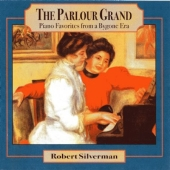 Album artwork for THE PARLOUR GRAND: PIANO FAVOURITES FROM A BYGONE