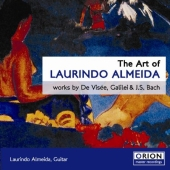 Album artwork for Laurindo Almeida: The Art of...