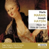 Album artwork for SUITES AND SONATAS (MARAIS / HAYDN)
