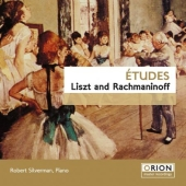 Album artwork for Liszt and Rachmaninov: Etudes