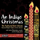 Album artwork for AN INDIGO CHRISTMAS LIVE !