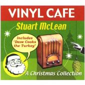 Album artwork for Stuart McLean: Vinyl Cafe A Christmas Collection
