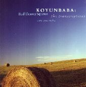 Album artwork for KOYUNBABA: THE TRANSCRIPTIONS