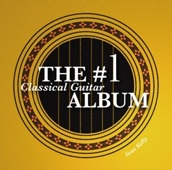 Album artwork for Sean Kelly: The #1 Classical Guitar Album