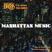 Album artwork for Canadian Brass: Manhattan Music