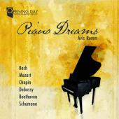 Album artwork for PIANO DREAMS-Avis Romm