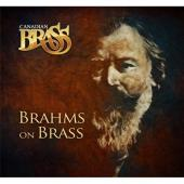 Album artwork for Canadian Brass: Brahms on Brass