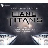 Album artwork for Anagnoson & Kinton : Piano Titans