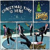 Album artwork for Canadian Brass: Christmas Time is Here