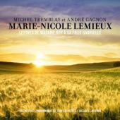 Album artwork for Marie-Nicole Lemieux: Lettres de Madame Roy a sa F