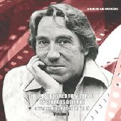 Album artwork for UNPUBLISHED FILM MUSIC OF GEORGES DELERUE, THE, VO