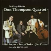 Album artwork for Don Thompson: For Kenny Wheeler