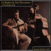 Album artwork for ED BICKERT - DON THOMPSON - AT THE PARTY GARDEN