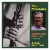 Album artwork for PHIL NIMMONS - ATLANTIC SUITE / SUITE P.E.I. / TRI