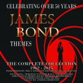 Album artwork for James Bond Themes - 50 Years