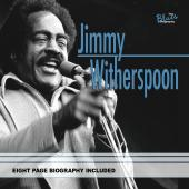 Album artwork for Jimmy Witherspoon: The Blues Biography