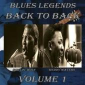Album artwork for Blues Legends Back to Back vol1 - Howlin Wolf, Mud