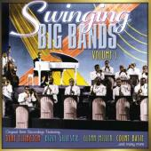 Album artwork for Swinging Big Bands vol.1