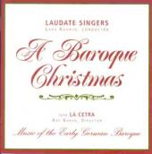 Album artwork for BAROQUE CHRISTMAS, A