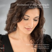 Album artwork for Isabel Bayrakdarian: Troubadour & the Nightingale
