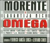 Album artwork for Enrique Morente & Lagartija Nick : Omega