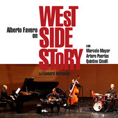 Album artwork for West Side Story (Live)