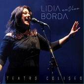 Album artwork for Lidia Borda Live in Concert
