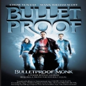 Album artwork for BULLETPROOF MONK