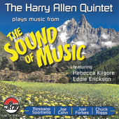 Album artwork for The Harry Allen Quintet The Sound of Music