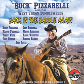Album artwork for Bucky Pizzarelli: Back in the Saddle Again